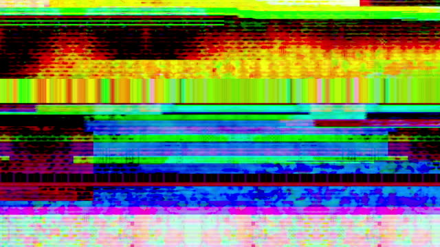 Data Glitch 031 HD Stock Footage