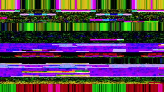 Data Glitch 035 HD Video Backgrounds