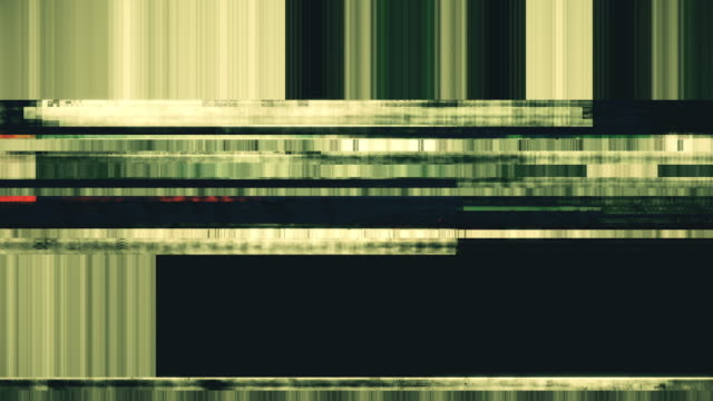 data glitch 036 hd stock video - television static stock videos and b-roll footage