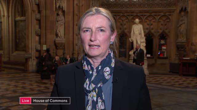 Data sharing for immigration purposes has public health risks ENGLAND London GIR INT Sarah Wollaston MP LIVE 2WAY interview from Westminster SOT