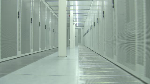 data storage centre - rack stock videos & royalty-free footage