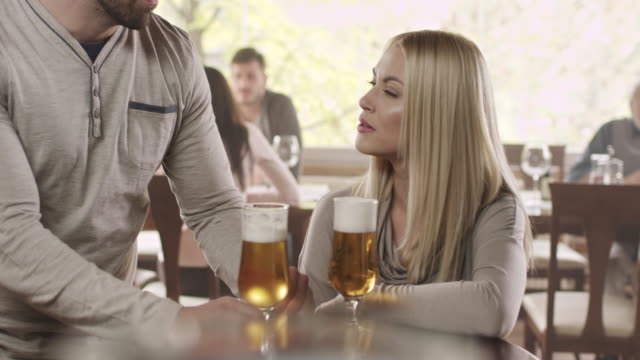 Dating in a Pub