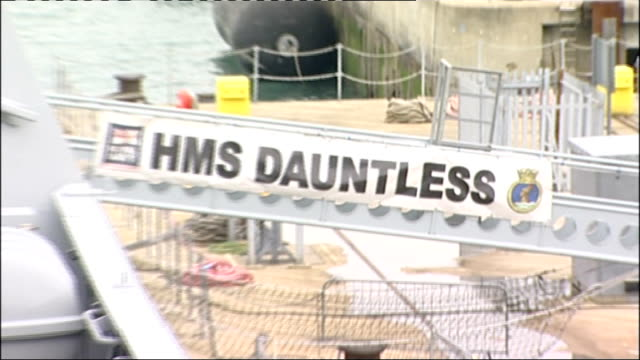 66 Hms Dauntless Video Clips & Footage - Getty Images