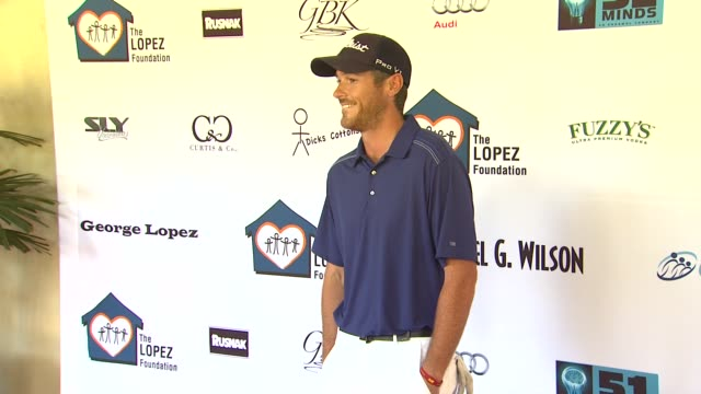 Dave Annable at the 4th Annual George Lopez Celebrity Golf Classic Benefitting The Lopez Foundation at Pacific Palisades CA