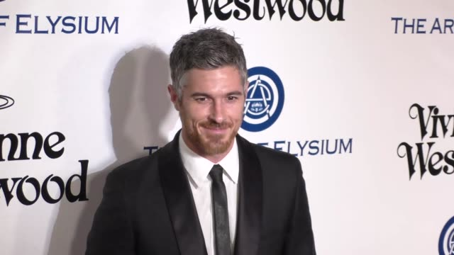 Dave Annable at The Art of Elysium's 9th Annual HEAVEN Gala at 3LABS in Culver City at Celebrity Sightings in Los Angeles on January 09 2016 in Los...