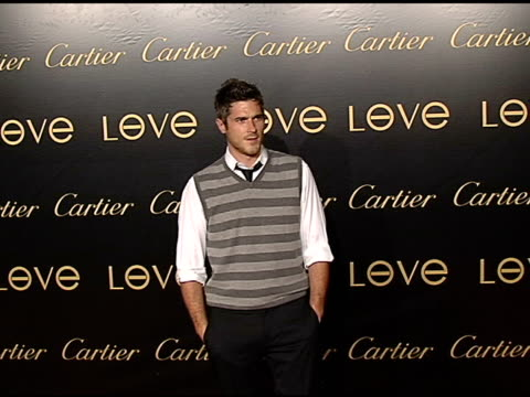 Dave Annable at the Cartier hosts the Third Annual LOVEDAY celebration at Los Angeles California