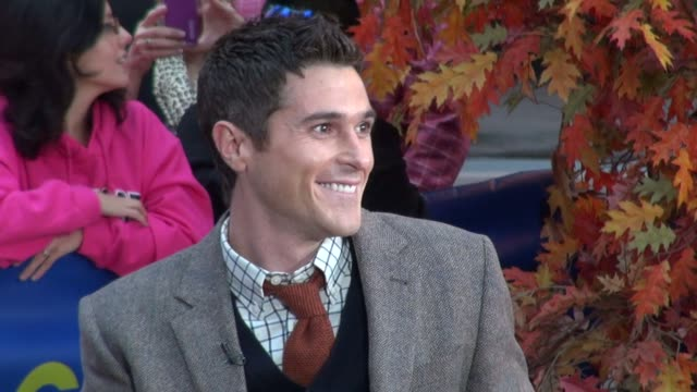 Dave Annable at the 'Good Morning America' studio in New York NY on 10/26/12