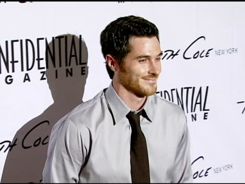 Dave Annable at the Kenneth Cole NY Celebrates the Awearness Fund at the KC Store in the Beverly Center in Los Angeles California on April 4 2008