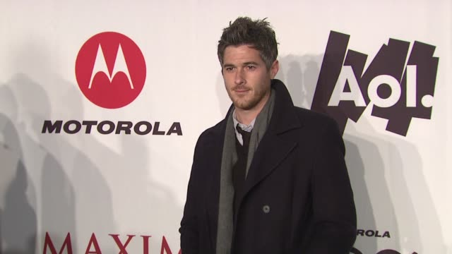 Dave Annable at the The Maxim Party Powered By Motorola Xoom at Dallas TX