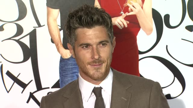 Dave Annable at the 'What's Your Number' Premiere at Westwood CA