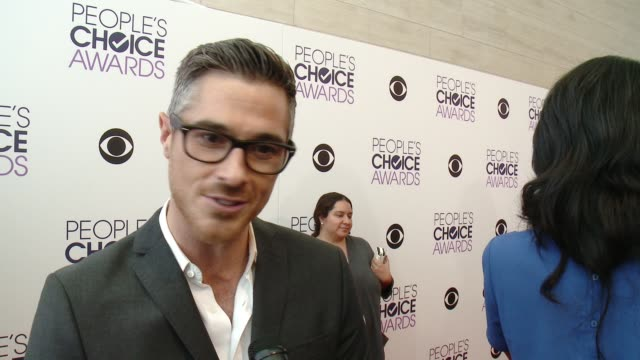 Dave Annable on what the fans mean to him who he's rooting for his most memorable fan experience how he'll campaign for his show at The Paley Center...