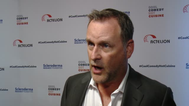 INTERVIEW Dave Coulier on why it was important for him to help honor Bob Saget and the work he's done for SRF why laughter makes the tough times a...