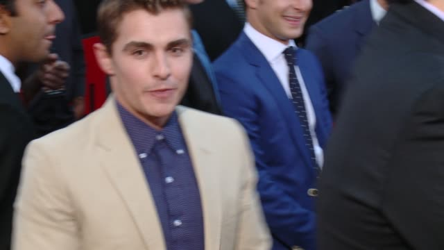 dave franco at 22 jump street los angeles premiere at regency village theatre on june 10 2014 in westwood california - regency style stock videos and b-roll footage