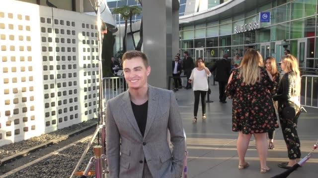 dave franco at a netflix original series glow los angeles premiere at arclight cinemas cinerama dome on june 21 2017 in hollywood california - cinerama dome hollywood stock videos and b-roll footage