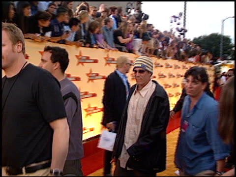 dave matthews band at the 2001 mtv movie awards entrances at the shrine auditorium in los angeles california on june 2 2001 - mtv stock videos & royalty-free footage