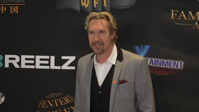 david a. r. white at the 24th family film awards at hilton los angeles/universal city on march 24, 2021 in universal city, california. - universal city stock videos & royalty-free footage