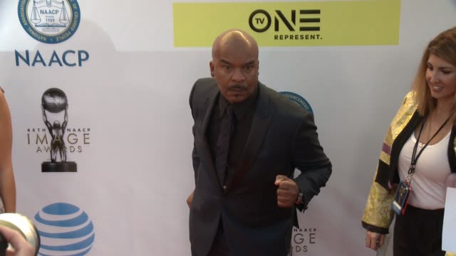 David Alan Grier at 48th NAACP Image Awards at Pasadena Civic Auditorium on February 11 2017 in Pasadena California