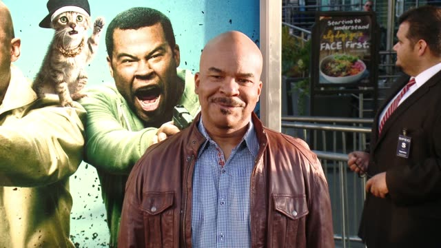 stockvideo's en b-roll-footage met david alan grier at keanu los angeles premiere at arclight cinemas cinerama dome on april 27 2016 in hollywood california - cinerama dome hollywood