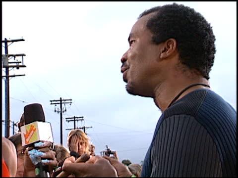 david alan grier at the 2001 mtv movie awards entrances at the shrine auditorium in los angeles, california on june 2, 2001. - shrine auditorium stock videos & royalty-free footage