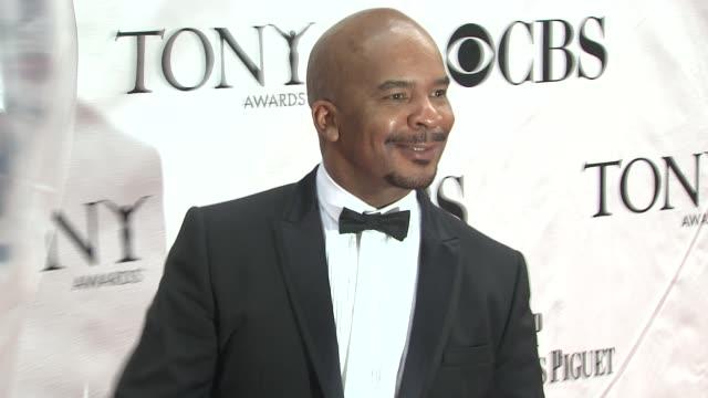 David Alan Grier at the 64th Annual Tony Awards at New York NY