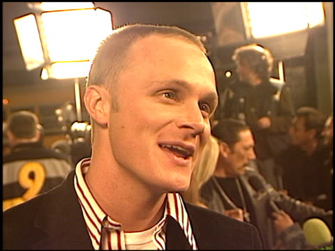 david anders at the 'paycheck' premiere at grauman's chinese theatre in hollywood california on december 18 2003 - payslip stock videos & royalty-free footage