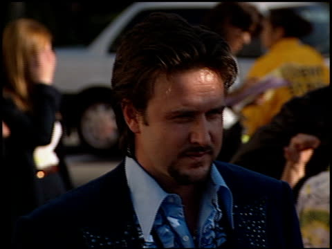 david arquette at the blockbuster awards at the shrine auditorium in los angeles, california on may 9, 2000. - shrine auditorium stock videos & royalty-free footage