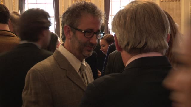 David Baddiel at The New Statesman Centenary Party on June 20 2013 in London England