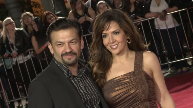 David Barrera Maria CanalsBarrera at the 'I Am Number Four' Premiere at Westwood CA