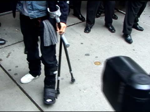 David Beckham at Good Morning America at the Celebrity Sightings in New York at New York NY