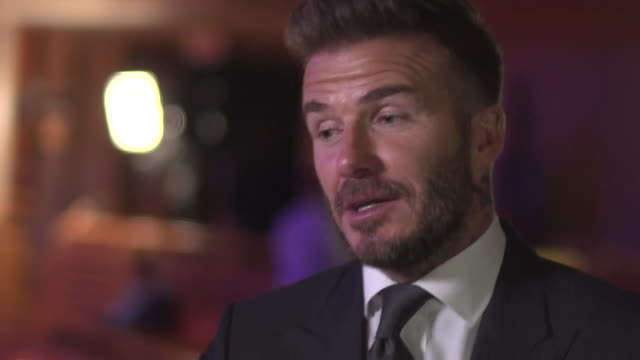 David Beckham saying he always believed Miami was where he wanted his new MLS franchise