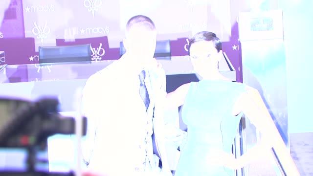David Beckham Victoria Beckham at the David Beckham and Victoria Beckham Launch Beckham Signature in New York at New York NY
