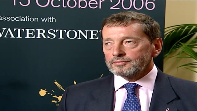 david blunkett interview; - i'm having a life / i'm healthy / i'm emotionally happy / i've got time to speak to friends / i can cook in the evenings... - politics and government点の映像素材/bロール