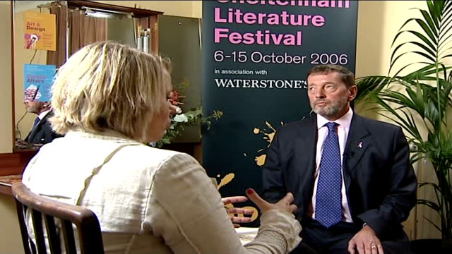 david blunkett interview we'd made enormous strides from 2001 to 2004 / lots of things have happened since not least the attack on the 7th july last... - equality now stock videos and b-roll footage
