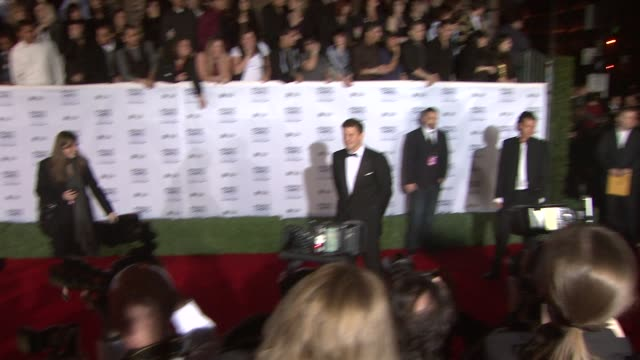 David Boreanaz at the 35th Annual People's Choice Awards at Los Angeles CA