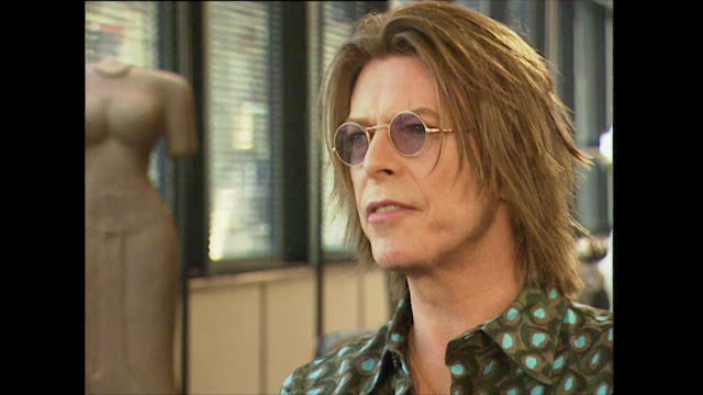 David Bowie believes that music is becoming about the audience and community