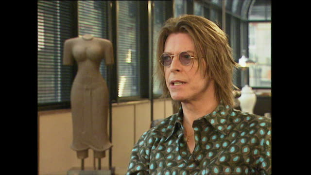David Bowie on creating the persona Ziggy Stardust