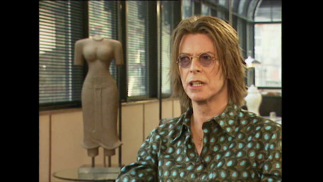 David Bowie on music being 'a call to arms' and 'a dead dodgy occupation to have'