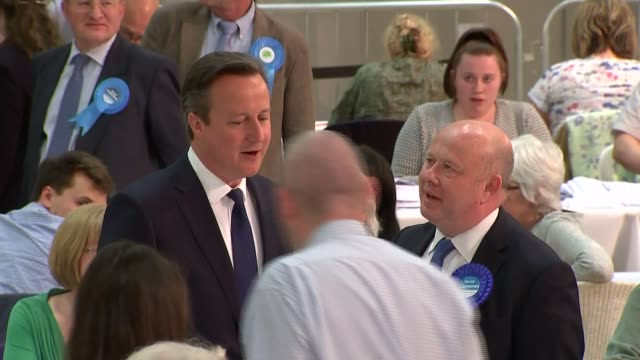 stockvideo's en b-roll-footage met david cameron accused of hypocrisy after writing letter to oxfordshire council criticising proposed spending cuts r08051524 / photography** david... - oxfordshire