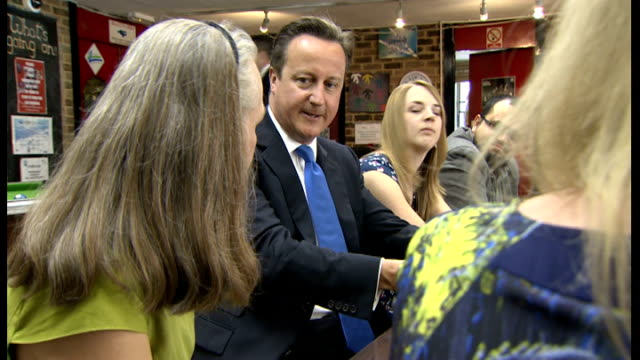 david cameron announces crack down on internet pornography england london int various shots of david cameron mp sitting chatting to group during... - pornography stock videos & royalty-free footage