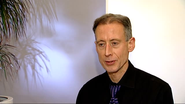 david cameron backs same sex church weddings peter tatchell interview sot cameron decision an affirmation of gay equality and religious freedom - back stock videos & royalty-free footage