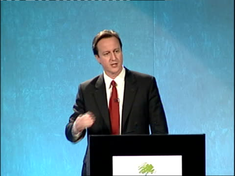 david cameron calls for tougher sentences for rapists : cameron's speech; england: london: conservative women's organisation: int * * beware flash... - politics and government stock videos & royalty-free footage