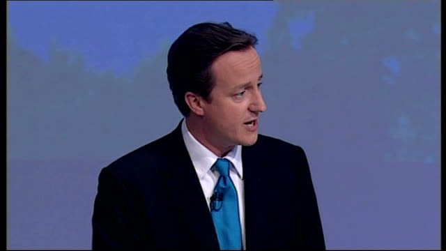 David Cameron closing speech of Conservative Party Conference 2007 I have always believed in the Atlantic Alliance and I have always believed in...