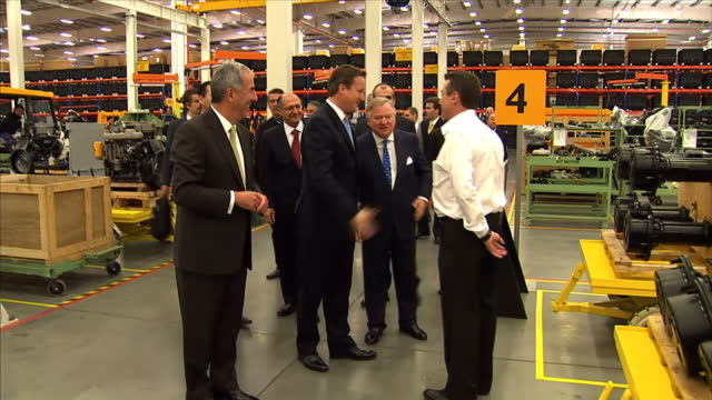 david cameron has celebrated uk companies winning trade deals in brazil in a bid to boost british business. it's all part of a push to create... - bid stock videos & royalty-free footage