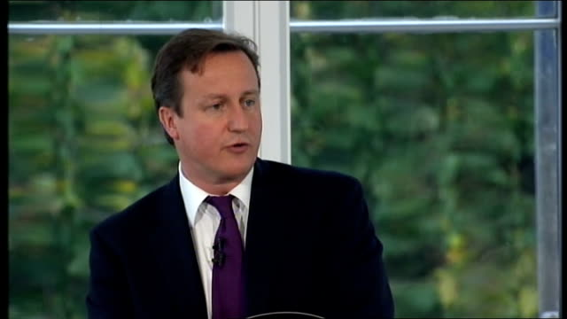 David Cameron immigration speech David Cameron speech continued SOT Of course the most grotesque example of a relationship that isn't genuine is a...