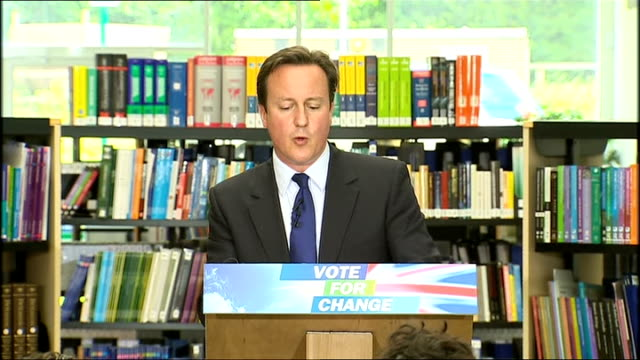 david cameron pledges redistribution of power from westminster cameron speech sot transparency opens up politics / tiny percentage of population... - in the loop 2009 film stock videos and b-roll footage