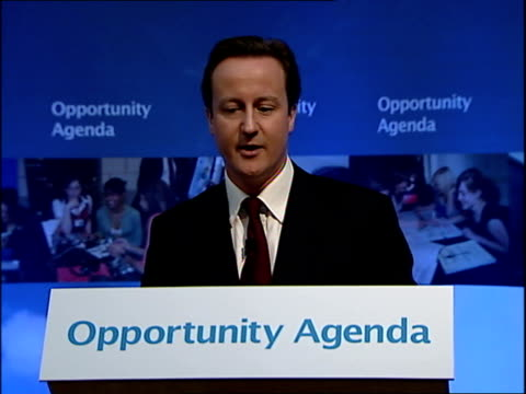 david cameron speech launching schools policy at mossbourne academy; and then the last big question is this: these traditional teaching methods and... - social history stock videos & royalty-free footage