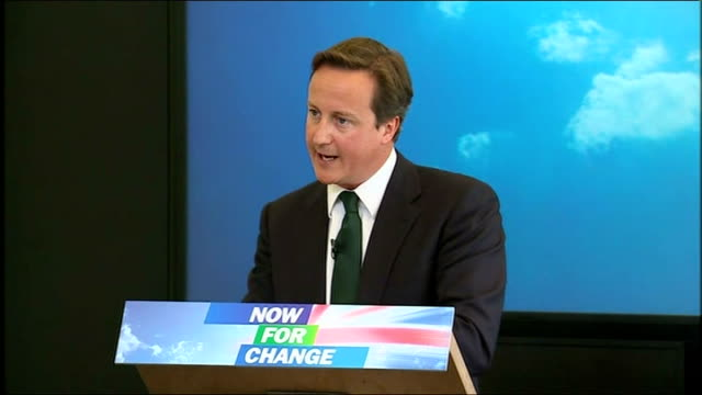 David Cameron speech on cutting the cost of politics David Cameron speech continues SOT What about cars If there is something that really annoys...