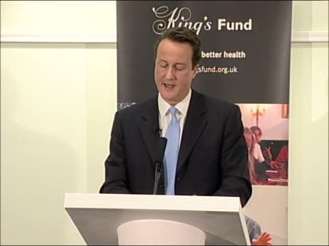 david cameron speech on health schools have role to play in attitudes to healthy living/ childhood obesity growing fast/ schools should encourage... - overweight doctor stock videos & royalty-free footage