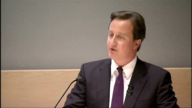 David Cameron speech on reforming quangos David Cameron speech continues SOT Today I want to focus on one of the most important aspects of this whole...