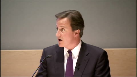 david cameron speech on reforming quangos; david cameron speech continues sot applying this approach - ministerial responsibility for policy outcomes... - financial item stock videos & royalty-free footage